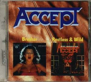 Breaker/Restless And Wild