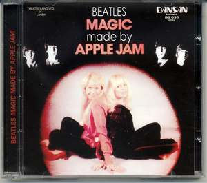 Beatles Magic Made By Apple Jam