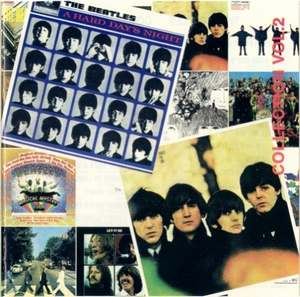 A Hard Day's Night / Beatles For Sale