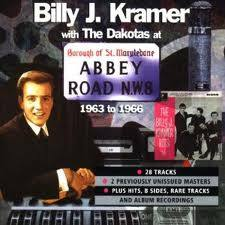 Billy J Kramer With The Dakotas At Abbey Road 1963-1966